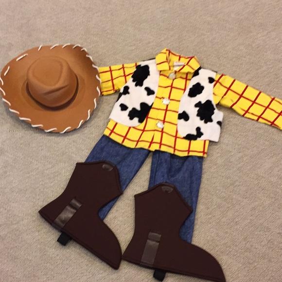 Disney Costumes Woody Toy Story Sheriff Deputy Costume